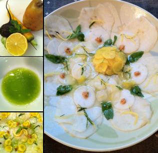 Pear, radish, carrot goi http://wp.me/p3iY4S-6r