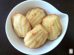Gluten free mini madeleines http://wp.me/p3iY4S-nM