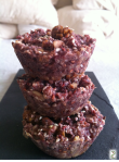 Mulberries granola bars http://wp.me/p3iY4S-rg