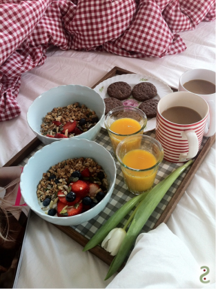Perfect brunch muesli http://wp.me/p3iY4S-xB