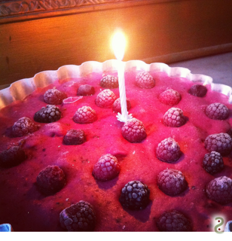 Iced red fruits and lime cheesecake http://wp.me/p3iY4S-zB