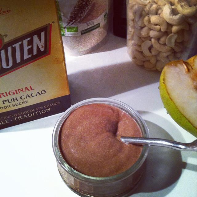 raw vegan cacao spread
